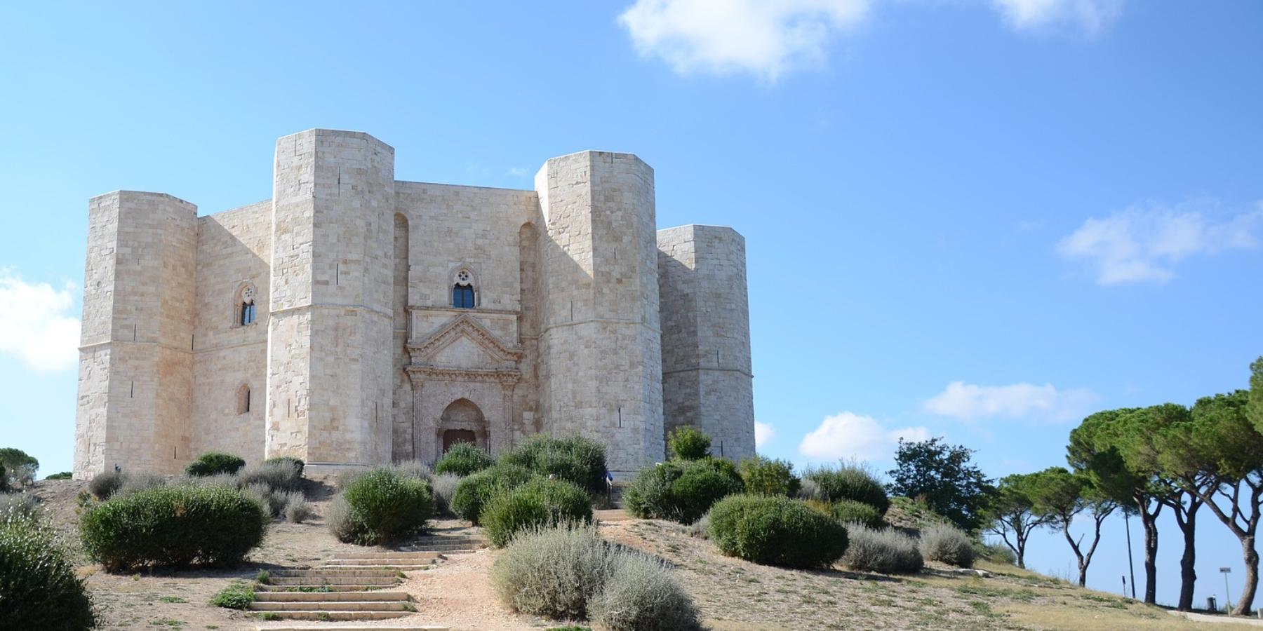 Castel del Monte, Andria, Puglia