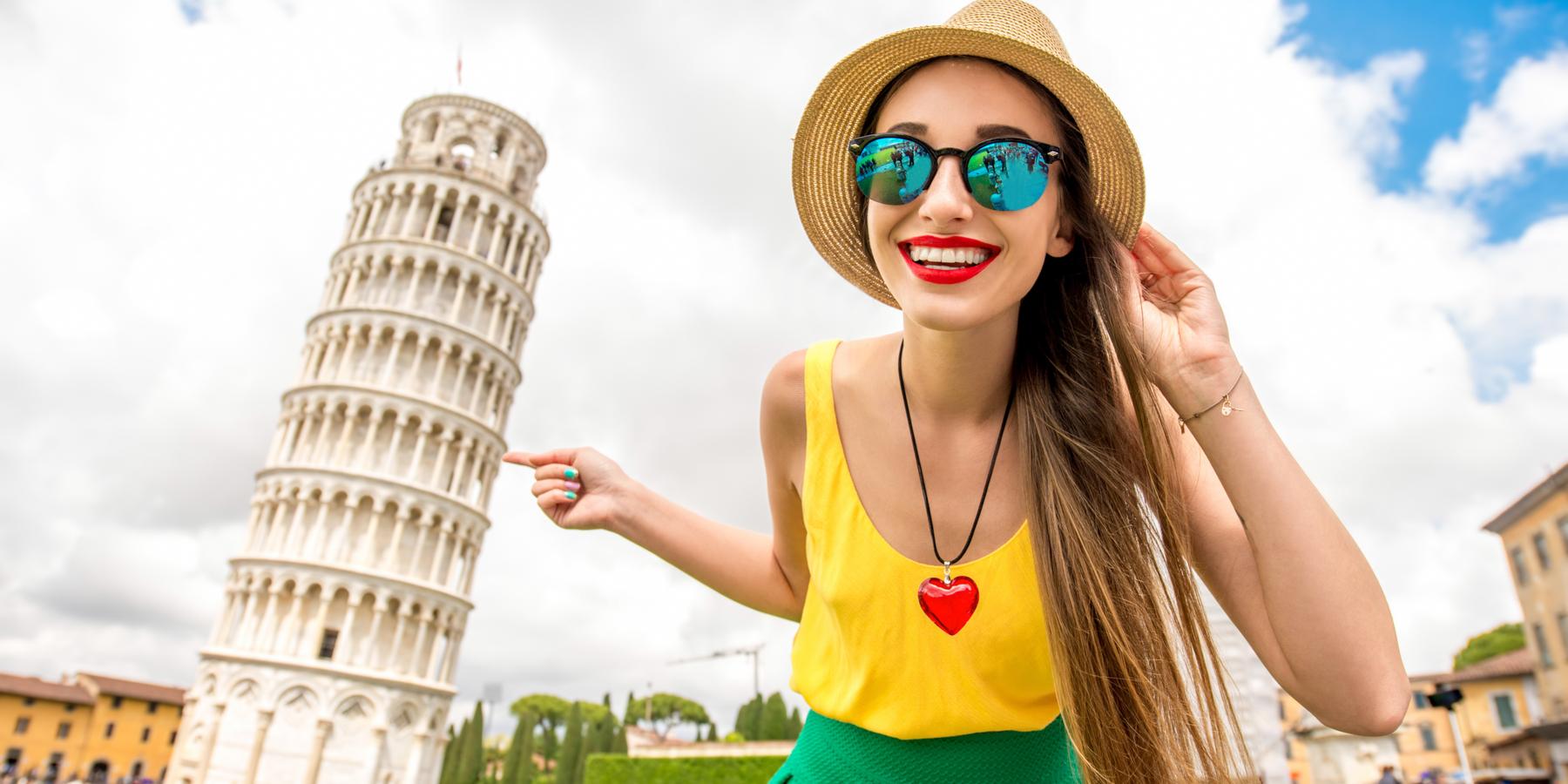 Turismo e simpatia per l'Italia